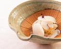 《 🎐夏のお顔合せプラン 》 6品のコース料理とフリードリンクプラン