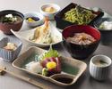 【個室確約】昼の贅沢御膳+乾杯ドリンク付き(平日限定)