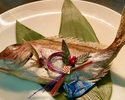【お食い初め】完全個室 お食い初めお食事会プラン お名前入りデザートプレート付き