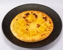 テイクアウト 芋長の芋羊羹ピザ