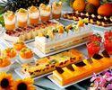15:30~「チーズ&トロピカル」ケーキバイキング※ご入場は小学生以上のお客さまに限らせていただきます。