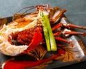 Special Ishigaki-beef loin & Japanese spiny lobster set menu