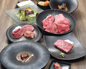 Okinawa Prefecture Wagyu beef special steak + 8 kinds of yakiniku course