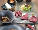 Okinawa Prefecture Wagyu beef finest steak 3 kinds assortment course