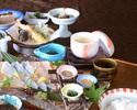 ★HP予約限定プラン★松風鯛茶御膳(ランチ)+コーヒー付き
