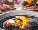 【土日祝】ビュッフェ,BBQ&プールプラン(大人)