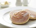 【オンライン予約限定特典】 バターミルクパンケーキ + コーヒー