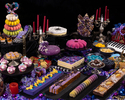 【Sep 2-Oct 31/WEB13%OFF/WD】「OWNER OF A COLORFUL HEART」Halloween Sweets Buffet