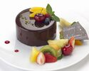 【CAKE】「ル・パン神戸北野」パティシエ特製 チョコレートケーキ