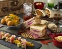 土・日・祝限定【Autumn Afternoon Tea ~Go To Urban Picnic~】