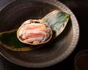 Lunch Kaiseki course 14,300 yen