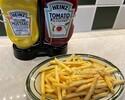 【French Fries】フレンチフライ(240g)