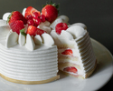 ショートケーキ (10cm) 2〜3名様向け  ¥2600