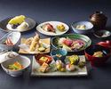 "【Private room】Dinner course ""Ajisai"""