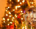 10~12月【クリスマス・ストロベリーツリーケーキ】クリスマスpartyコース7品【お料理のみ】3500円(税込)