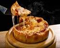 【お肉もピザもしっかり味わう】◆5500yen◆人気のグリル3種とクラフト樽生ビールを楽しむコース