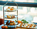 【Weekday:Semi Private Room A 】Apricot Afternoon Tea🍊+1 Original Cocktail