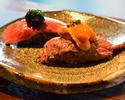 Intersect 〜肉フレンチと繊細で優雅な魚介の融合+フレンチNIGIRI〜