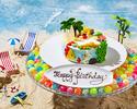 Beach Cake 12㎝ (3-4pax)