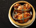 【10/6~10/31限定】旬の上海蟹を味わう 上海蟹と海の幸入り特別コース