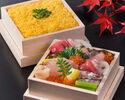 一休 かくし寿司(ワンドリンク付き)※3日前要予約