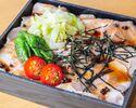 【お肉ダブル】薪火焼きローストポーク丼