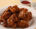 若鶏のカリカリ揚げ(小盆・2~3名向け)