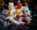 【テイクアウト】2021Xmas プリンセスファンタジークリスマスアソートケーキ