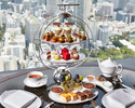 The Ritz-Carlton, Tokyo Chocolate and Autumn Taste Afternoon Tea + A glass of champagne- Online Special Offer