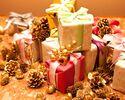 <12/1~12/22> 2021クリスマスランチコース 10,000