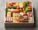 【おせち】洋食一段(約2~3人前)