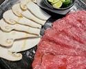 【季節限定】松茸土鍋ご飯のコース