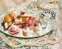 ◆【テイクアウト】 - Special Afternoon tea - マリーアントワネットのロイヤルパレス ご自宅で楽しめるアフタヌーンティースイーツ
