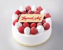 【早割・NOC割】スーパークリスマスショートケーキ