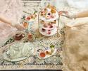 ◇12/20・22・23【ソファー席確約★】乾杯用ウェルカムドリンク付!- Special Afternoon tea - マリーアントワネットのロイヤルパレス