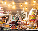 【Nov 3-Jan 10/Early Bird 26%OFF/WD】「HOLIDAY IN NEW YORK」Sweets Buffet
