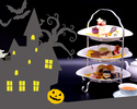 Halloween Afternoon Tea Set