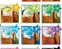 【カラードリンク+プチハニトーで推し色アフタヌーンティープラン】5時間利用+1人1色ずつ推し色オプション+ノンアル充実