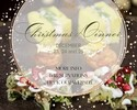10F【SPICE LAB TOKYO】Dinner A15800(NON Vegetarian)Christmas Dinner
